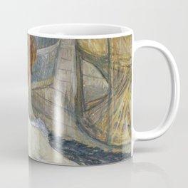 """Henri de Toulouse-Lautrec """"Rousse (La Toilette)"""" Coffee Mug"""