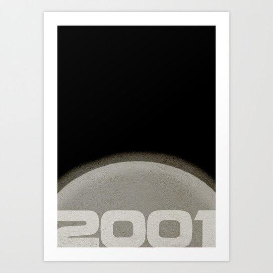 2001 Art Print