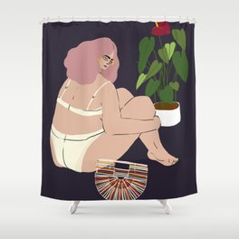 soft Shower Curtain