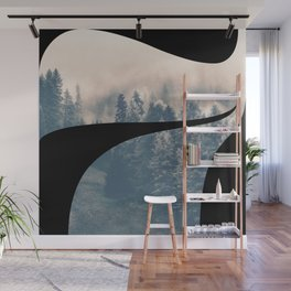 Nr. 7 | Numbers with a View | Typography Letter Art Wall Mural