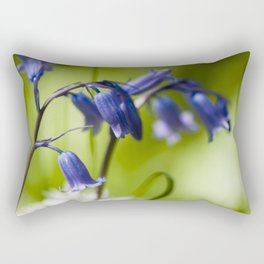 Bluebells Rectangular Pillow