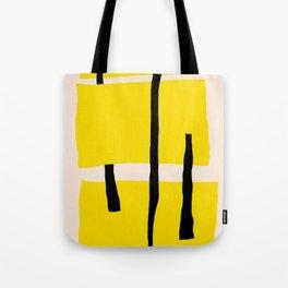 Yellow dream Tote Bag