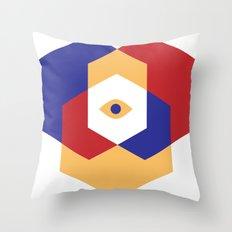 H E X | Eye Throw Pillow