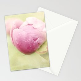 Who Sent the Flowers? Stationery Cards