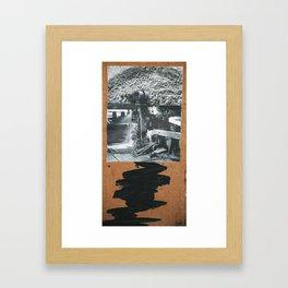 blackspill Framed Art Print