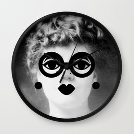 Modern Molly Wall Clock