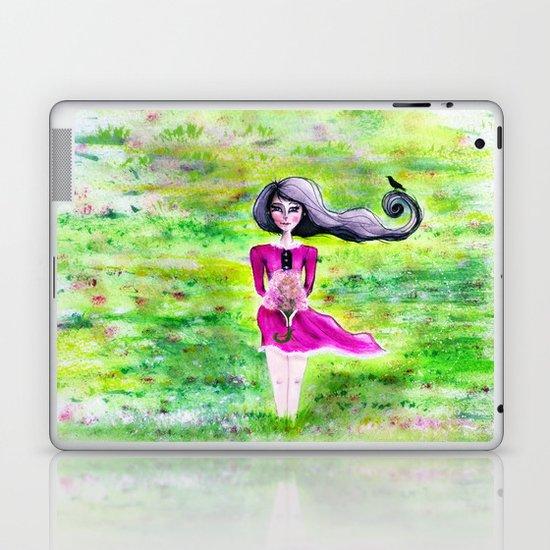 Breeze Driftin' On By... Laptop & iPad Skin