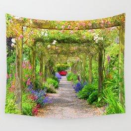 Flowers a Plenty Wall Tapestry