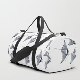 Manta ray devil fish Duffle Bag
