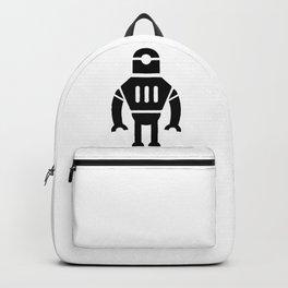 Giant Evil Robot Backpack