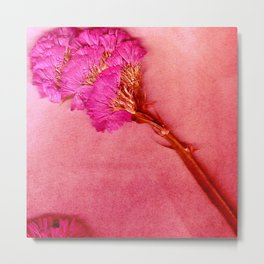 PinkForest Metal Print