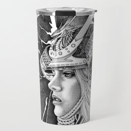samurai passion Travel Mug