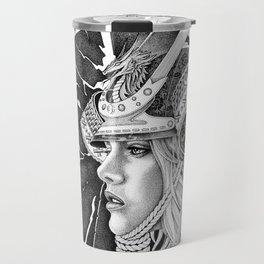 samurai passion Travel Mug