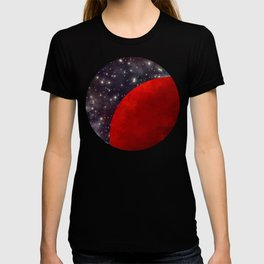 Mars In The Stars T-shirt