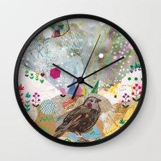 Dreamscape Wall Clock