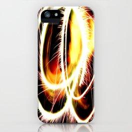 Sparkler Stunner iPhone Case