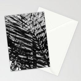 Palms [bnw] Stationery Cards