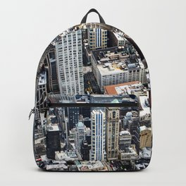 Built up Area Backpack