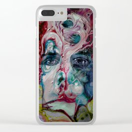 The CLOWN Clear iPhone Case