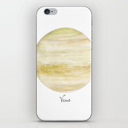 Venus planet iPhone Skin
