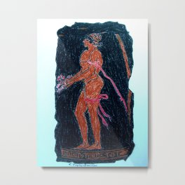 The Olympian Metal Print