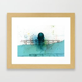 Mythologie Framed Art Print