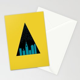 The Goodnight City Stationery Cards