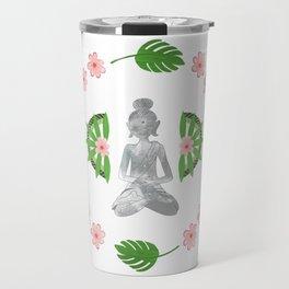 Zen Bali Buddha Travel Mug