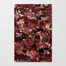 Leafs of Fall Canvas Print