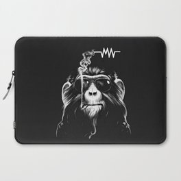 Music And Cigs Laptop Sleeve