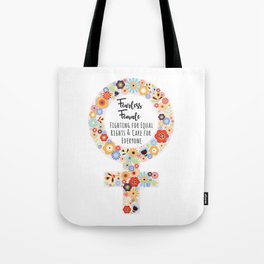 Fearless Female Tote Bag