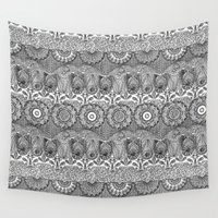 deco Wall Tapestries featuring deco by OVERall