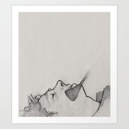 The Whip Hand Art Print