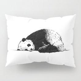 Sleepy Panda Pillow Sham