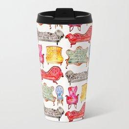 Victorian Lounge – Rainbow Palette Travel Mug