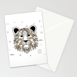 Tiger Chocolat Stationery Cards