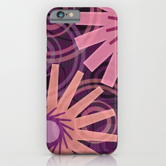 PATTERN-1 iPhone & iPod Case