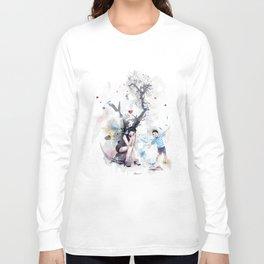 Zip-a-dee-doo-Death Long Sleeve T-shirt