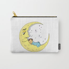 Baby Moon Carry-All Pouch