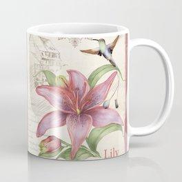 Macro Flower #15 Coffee Mug