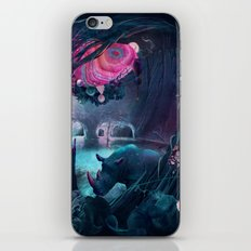 grotto iPhone Skin
