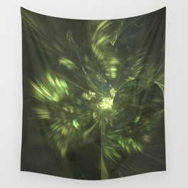 Geometric Cosmic Light 151 Wall Tapestry