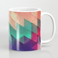 the xx Mugs featuring Xx ymbry by Spires