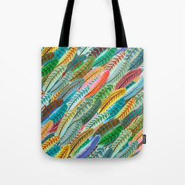 FEATHERS GALOR Tote Bag