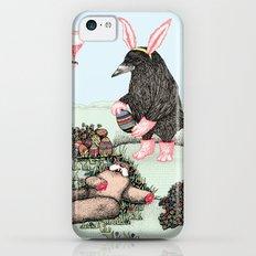 Crow Serie :: Easter Crow iPhone 5c Slim Case