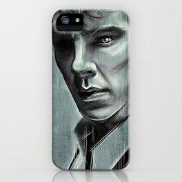 Benedict Cumberbatch iPhone Case