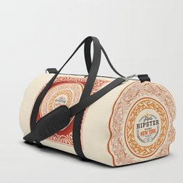 Hipster Style NYC Duffle Bag