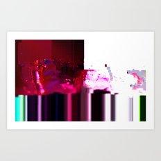Hex IV Art Print