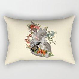 Nature's Heart Rectangular Pillow