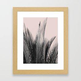 Pointy Palm Framed Art Print